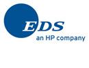 EDS an HP company logo