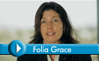 Folia Grace Vice President for Oracle Applications Product Marketing