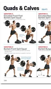 Order The Men's Health Big Book of Exercises today!