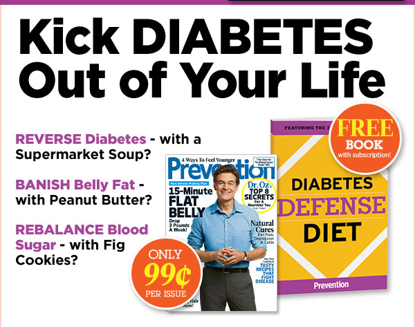 Kick DIABETES out of your life in as little as 14 days