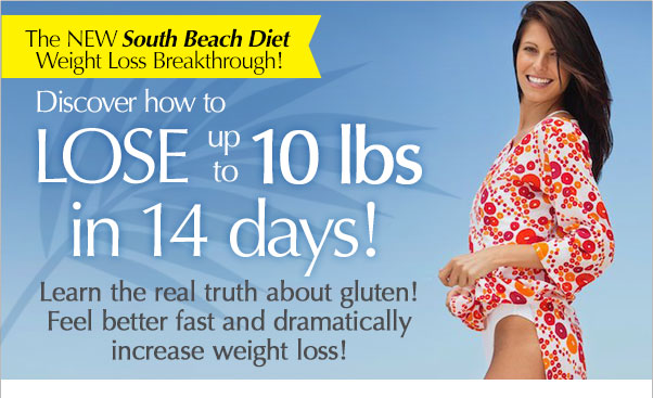 Discover how to LOSE up to 10 lbs in 14 days!