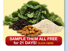 Sample them all FREE for 21 days! Click here!