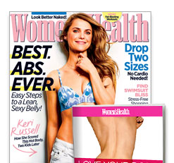 Subscribe to Women's Health magazine today!