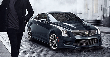 Build Your 2016 ATS-V