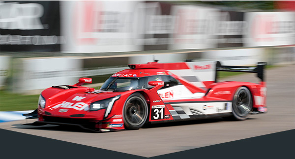 Cadillac Racing Vehicle Image