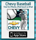 Chevy Baseball - free for the iPhone, iTouch or iPad - Click to Download