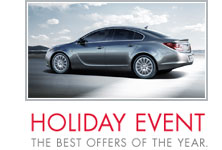 Have a Regal holiday. Special lease for Pontiac owners