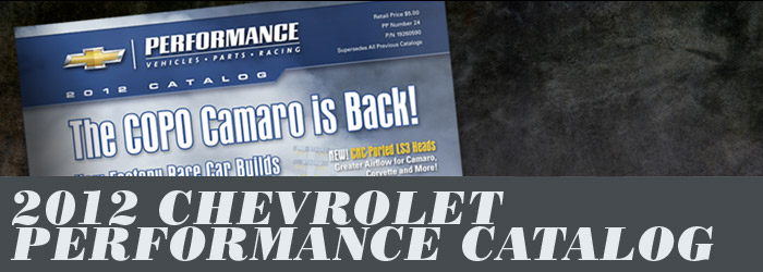 Download the latest Chevy Performance Catalog