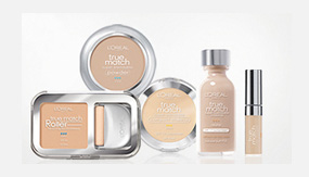$2 Off Any L'Oréal Paris Cosmetics Face Product