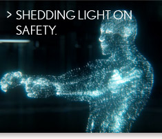 Shedding light on safety.