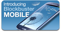 Introducing Blockbuster MOBILE