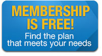 MEMBERSHIP IS FREE! Find the plan that meets your needs
