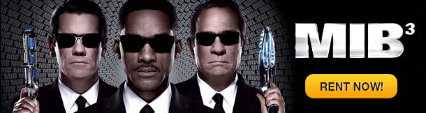 MIB3 - RENT NOW!