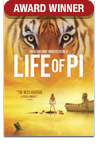 AWARD NOMINEE - Life of Pi