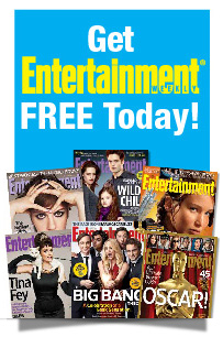 Get Entertainment® Weekly FREE Today!