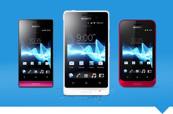 get the Xperia™