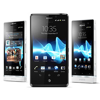 the ultimate Xperia™ smartphones