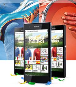 Sony Football Challenge
