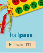 Hall pass. Make it!
