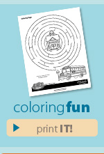 Coloring fun. Print it!