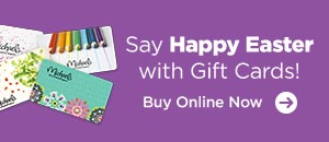 Say Happy Easter with Gift Cards! Buy Online Now