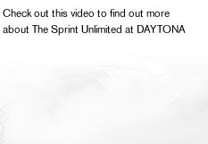 Check out this video to find out more about The Sprint Unlimited at DAYTONA
