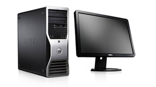 Dell Precision T3400 Workstation