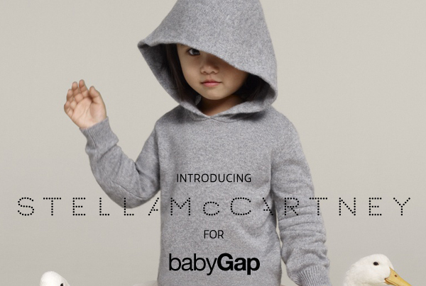 INTRODUCING STELLA McCARTNEY FOR babyGap